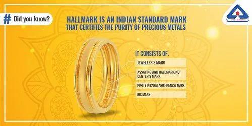 Jewellery Hallmarking System