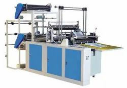 RZM Fully Automatic Plastic Poly Bag Making Machine