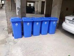 Wheeled Garbage Bin Nilkamal