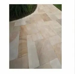 Tiles Stone Slabs, For Flooring, Thickness: 20 Mm