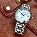 Men Round Longines Watch, For Daily