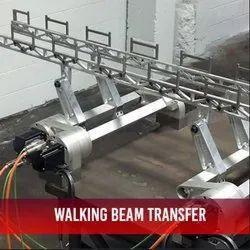 Aluminum Electric Walking Beam Transfer System