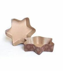Paper Star Cake Mould