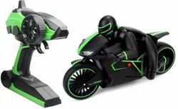 RC Motorcycle Bike With LED Lights