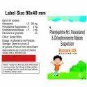 Phenylephrine HCL, Paracetamol And Chlorpheniramine Maleate Suspension