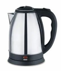 Tea Coffie Copper tainless Steel Electric Kettle NS-CK-1802 1500W (1.8 Litre) Black, Size: 1 To 8 Liter
