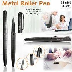 Metal Roller Pen H221