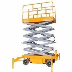 3 Ton Industrial Hydraulic Scissor Lift