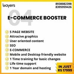 PHP/JavaScript Responsive Ecommerce Website Developers, With Online Support