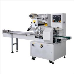Automatic Horizontal Flow Wrap Machine