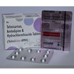 Telmisartan Amlodipine And Hydrochlorothiazide Tablets