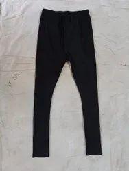 Churidar Plain Ladies Satin Legging, Size: XL,XXL