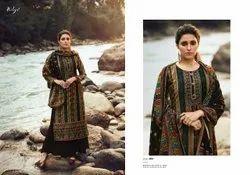 LT Nitya Velvet Vol 1 Digital Printed Dress Material Catalog