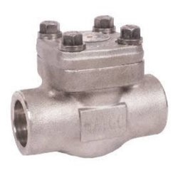 Bolted Cover SS/ 304,316 KSB Socket Type Check Valve, For Industrial, Valve Size: 15mm