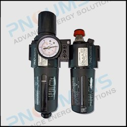 Air Filter Regulator Lubricator - FRL