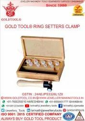 Gold Tool Ring Setters Clamp