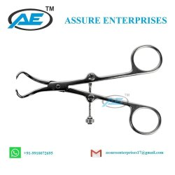 Bone Holding Reduction Forceps Pointed