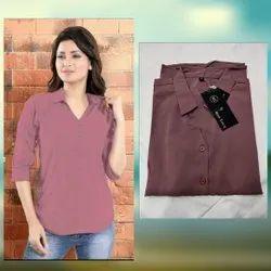shivansh enterprise Half Shirt for girls, Casual