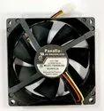 Black Fba09a24u Panaflo Cooling Fan, For Cnc Machine, Size: 90x90x25