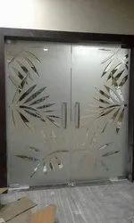 Digital Printing Door Glass