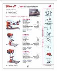 Nano Mill Machine