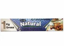 Royal Natural Aluminum  Foil - 1kg Gross