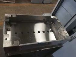 Stainless Steel CONTROL PANEL BOX ( SS 304)