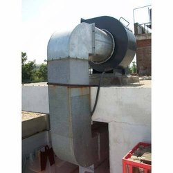 Dhanvi Enterprise Rectangular GI Kitchen Exhaust Duct