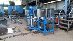 Conveyorized Bin Cleaning Machine