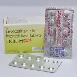 Levocetirizine And Montelukast Tablets