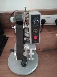 Coding And Batch Printing Machine