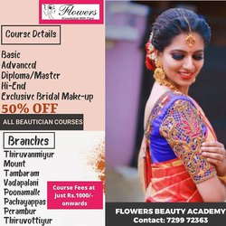 10:30 Am To 05:30 Pm 8 Best Beautician Course In Chennai from Rs.1000 onwards near me