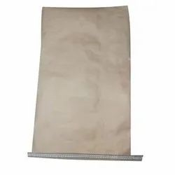 Plain Paper Laminated HDPE Bag