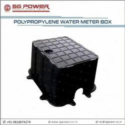 Polypropylene water meter box