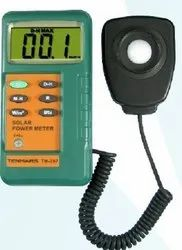 Portable Solar Radiation Meter
