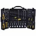 Stainless Steel Stanley 110pc Multi Tool Set Stmt81243, For Industrial, Packaging: Case