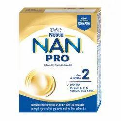 Nestle NAN PRO 2 Follow Up Formula Powder