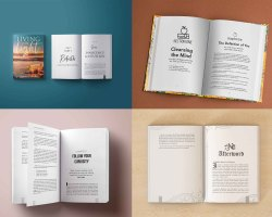 Website Book Designing Service, in Pan India, Graphic Size: A4 A5