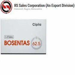 BOSENTAS 62.5MG TAB
