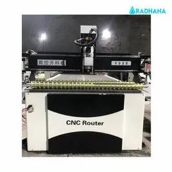 Fully Automatic CNC Wood Router