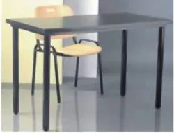 Wooden Office Furniture, For School, Size: L600 X W400 X H750