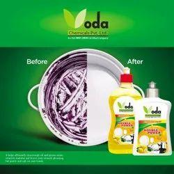 Voda Dishwash Liquid, 250 Gram, Packaging Size: 250ml 500ml