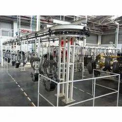 I-Beam Conveyor System