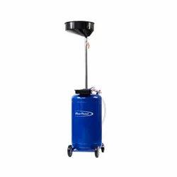 Waste Oil Drainer For Automotive Workshops, 70 Ltr Capacity