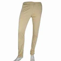 Slim Fit Narrow Bottom Casual Wear Men Cotton Pants, Machine wash, Size: 28-34