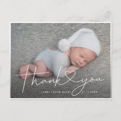 Birth Announcement Postcards