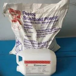 White Crystal Fosroc Waterproofing Chemicals, Packaging Size: 20Kg, Coverage: 100