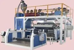 High Speed Tarpaulin Coating Lamination Line