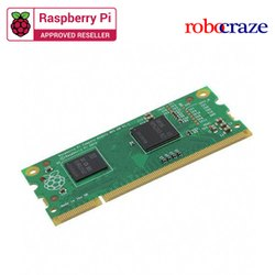 BCM2835 Processor-Raspberry Pi Compute Module 3 Kit Board -  Robocraze