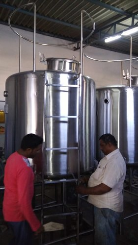 Chemicals Mixing Tank - All SS 304 Grade
